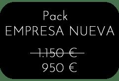 PACK EMPRESA NUEVA 950€